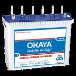 Okaya HT 7048 150AH Tall Tubular Battery
