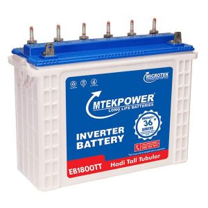 Microtek EB 1800 150AH Mtek power Tall Tubular Battery