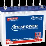 Microtek TT 2450 150AH Mtek power Tall Tubular Battery