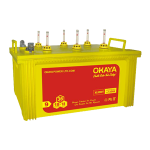 Okaya XL 5000T 135AH Tubular Battery