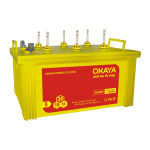Okaya XL 6000T 150AH Tubular Battery