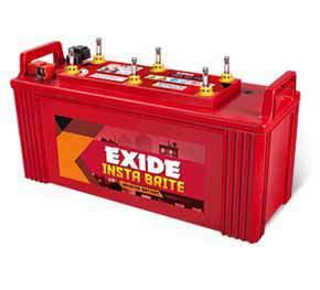 Exide Insta Brite 150AH battery