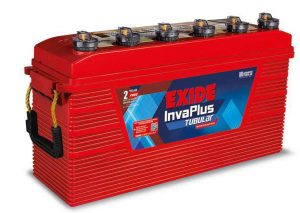 Exide Inva Plus 150AH Tubular Battery