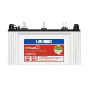 Luminous 150AH Short Tubular - RC 18000ST