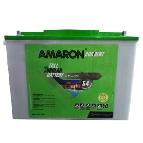 Amaron Current 150AH Tall Tubular Battery