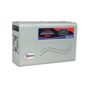 Microtek EM4150+ Digital Voltage Stabilizer Double Booster