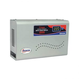 Microtek EM4090+ Digital Voltage Stabilizer Super Booster