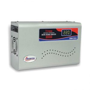 Microtek EM4130+ Digital Voltage Stabilizer Triple Booster
