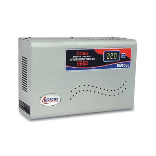 Microtek EM5090+ Digital Voltage Stabilizer