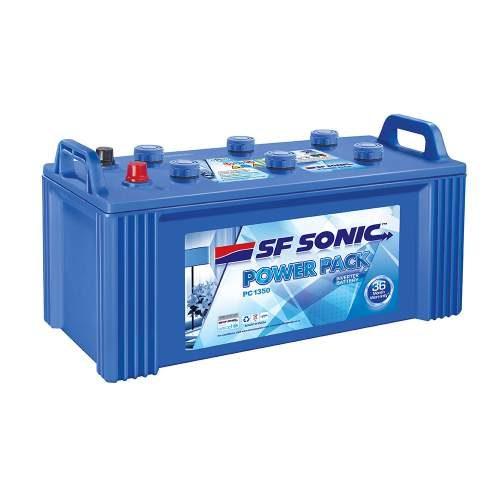 SF Sonic Power Pack 135AH PBX 1350