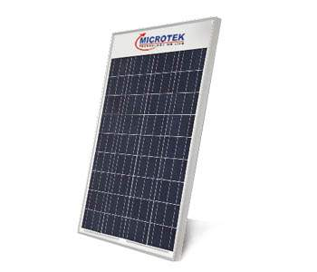 Microtek Solar Panel 100w Watts 12v MTK100/12V Solar Panel