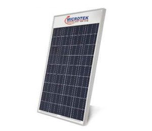 Microtek Solar Panel 250w Watts 24v MTK250/24V Solar Panel
