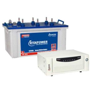 Microtek Inverter Battery Combo 900VA+100AH