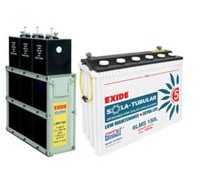 Exide 6LMS20L 20AH solar battery