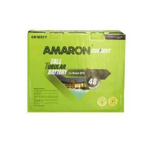 amaron 165 tall tubular