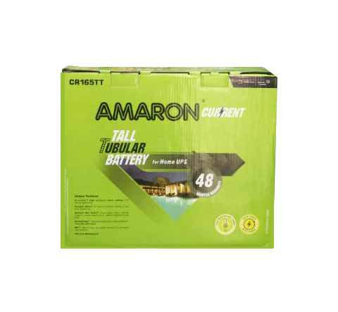 amaron 165 tall tubular