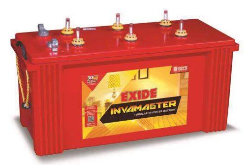 Exide Inva master IMTT1500 150AH Tall Tubular Battery