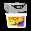 Exide Solar Combo 1100va+150ah Without Panel