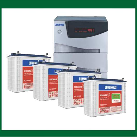 Luminous Inverter Cruze online Chennai