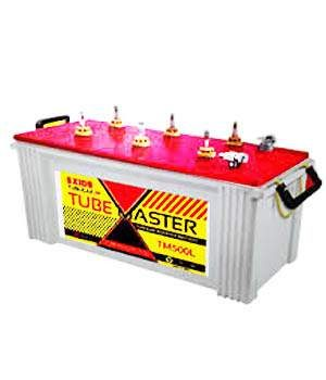 Exide Tube Master TM500L 150AH Short Tubular Battery