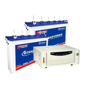 Microtek 2KVA Inverter Combo