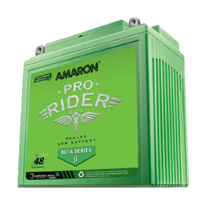 Amaron 2.5AH AP-BTX25 Bike Battery