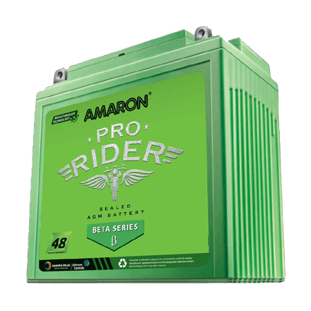 Amaron AP-BTZ5L Bike Battery