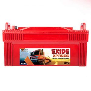 Exide Xpress XP1800 180AH Genset Battery