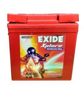 EXIDE XPLORE 12XL9-B