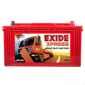 Exide Xpress XP1000 100AH Genset Battery