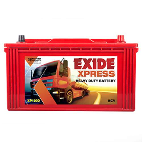 Exide Xpress XP1000 100AH Battery