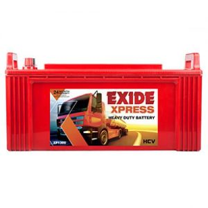 Exide Xpress XP1300 130AH Genset Battery