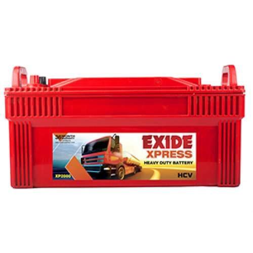 Exide Xpress XP2000 200AH Genset Battery