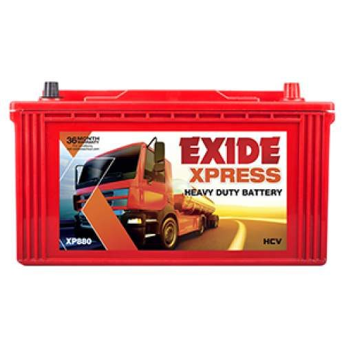 Exide Xpress XP880 88AH Genset Battery