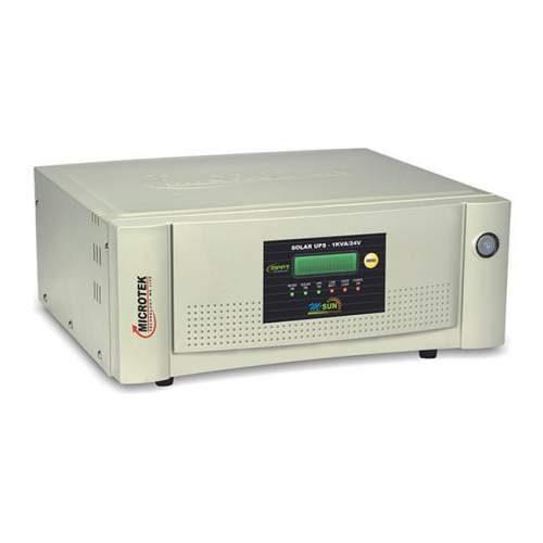 Microtek 1KVA M-SUN Solar Uni-Directional Hybrid Up