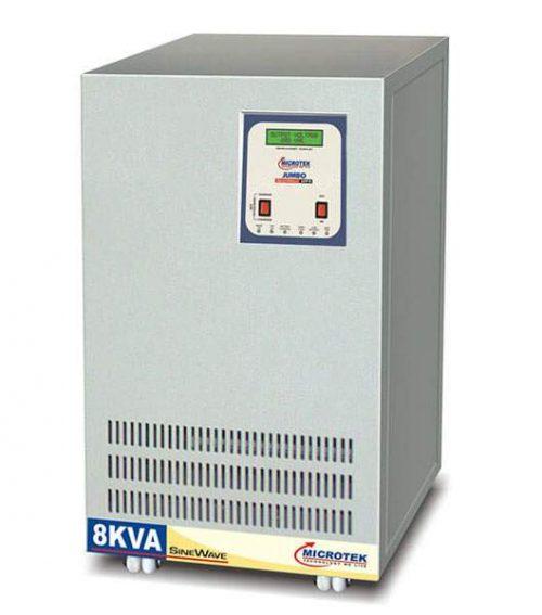 Microtek Sinewave 8KVA Inverter / 120 V