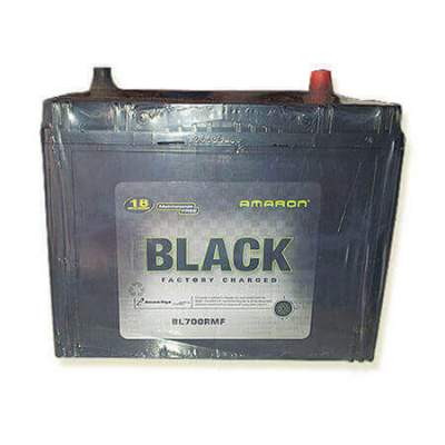 Car Battery Amaron Black 700LMF 65Ah