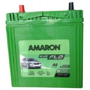 Amaron FLO AAM-FL-00042B20L 35Ah Car Battery