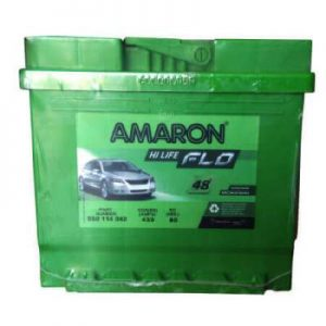 Car Battery Amaron FLO DIN50 50Ah