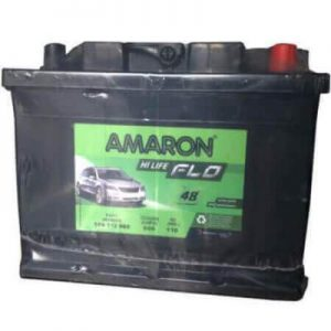 Amaron FLO AAM-FL-566112060-DIN66 60Ah Car Battery