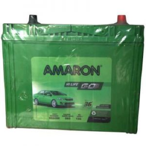 Car Battery Amaron GO 95D26L 65Ah