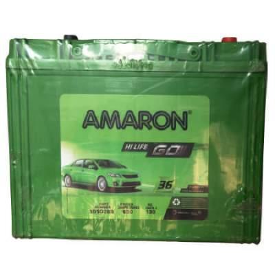 Amaron GO AAM-GO-00105D26R 72Ah Car Battery