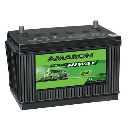 Amaron Hi-Way AAM-HW-HC620D31R 80Ah Battery