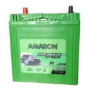 Amaron PRO AAM-PR-00050B20L 35Ah Car Battery