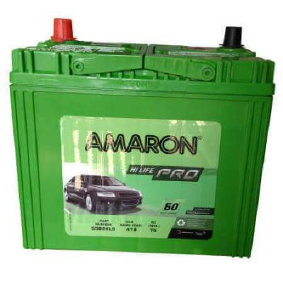 Amaron PRO AAM-PR-0055B24LS 45Ah Car Battery