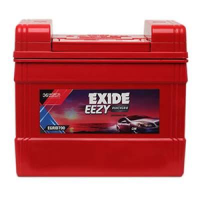 Exide Car Battery >> Exide Eezy Egrid700 65ah Car Battery