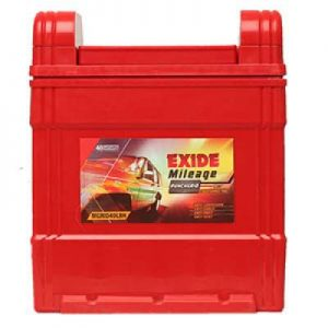 Exide Mileage Grid MGRID40LBH 35Ah Car Battery