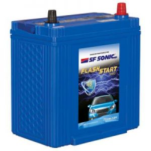 SF Sonic Flash Start 35Ah FS1440-35BH Car Battery