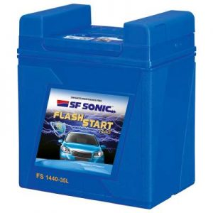 SF Sonic Flash Start 35Ah FS1440-35L Car Battery