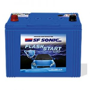 SF Sonic Flash Start 44Ah FS1440-DIN44 Car Battery